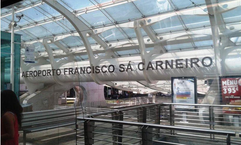 Récord del aeropuerto de Oporto, que crece tanto como cae el de Vigo