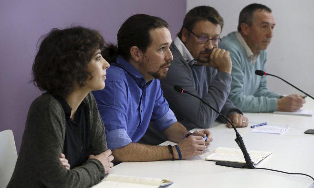 Alexandra Fernández y Quintana regresan para pedir el voto para el BNG