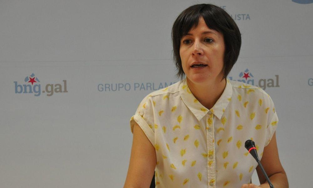 Ana Pontón, aliada inesperada de Núñez Feijóo