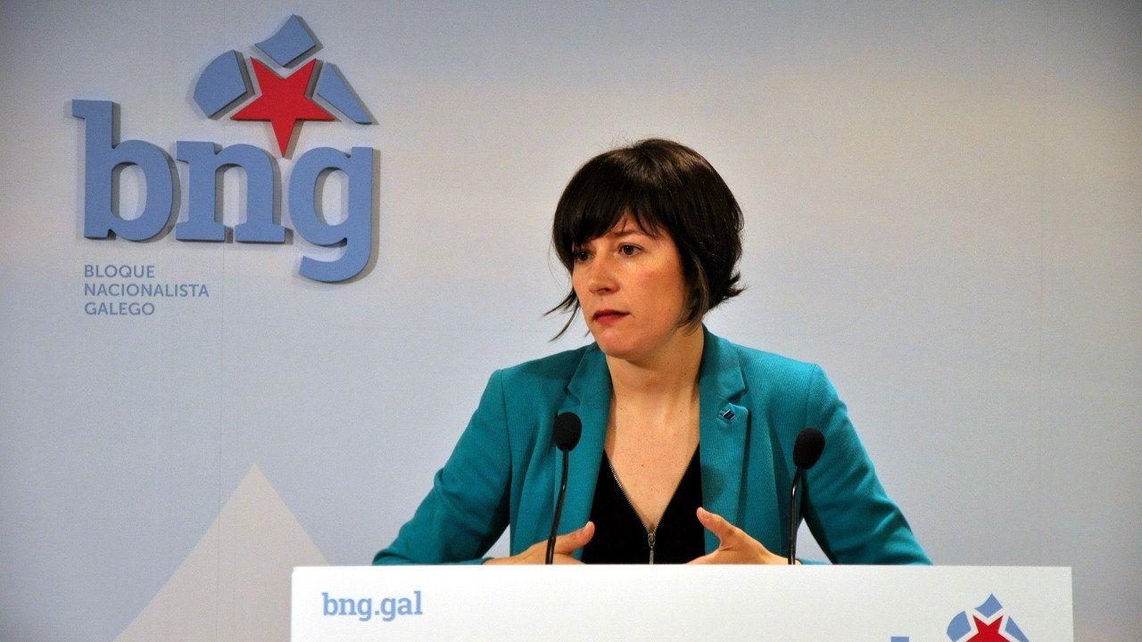 """El BNG pregunta si """"es comunismo"""" el rescate de las radiales"""