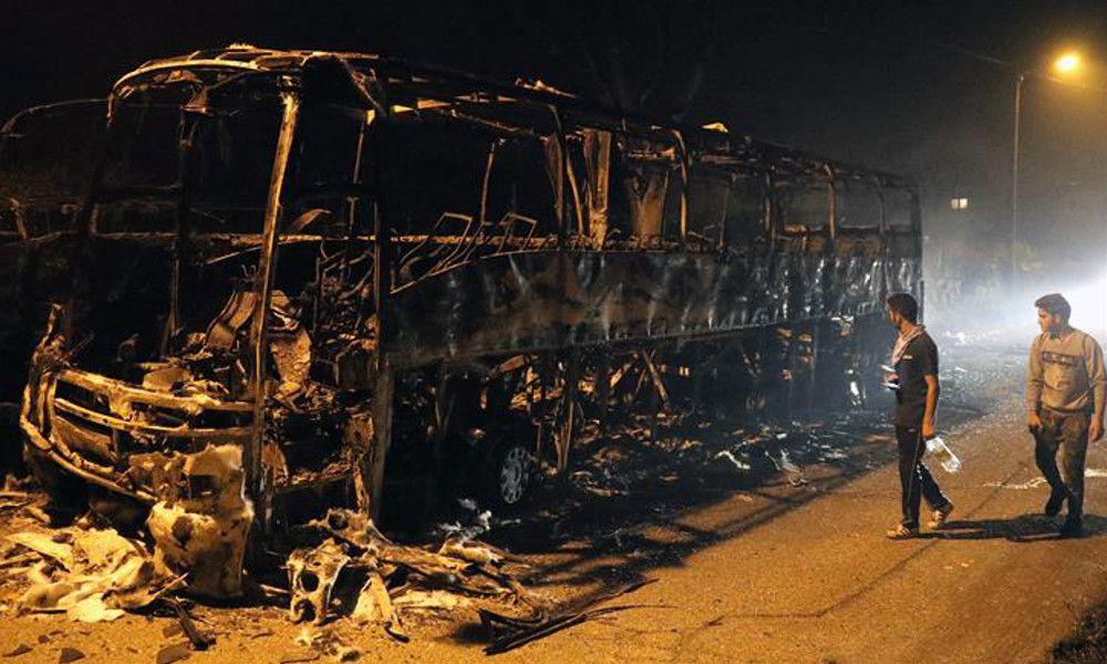 Domingo negro: el fuego mata en Galicia