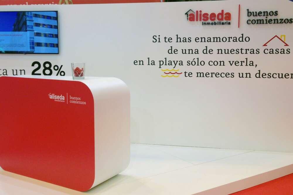 Precios de derribo en los activos de Aliseda en Galicia