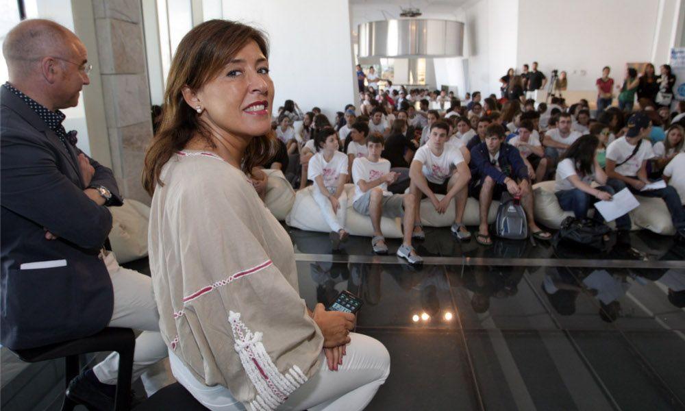 Beatriz Mato consuma este martes su entrada en la cúpula de Euskaltel