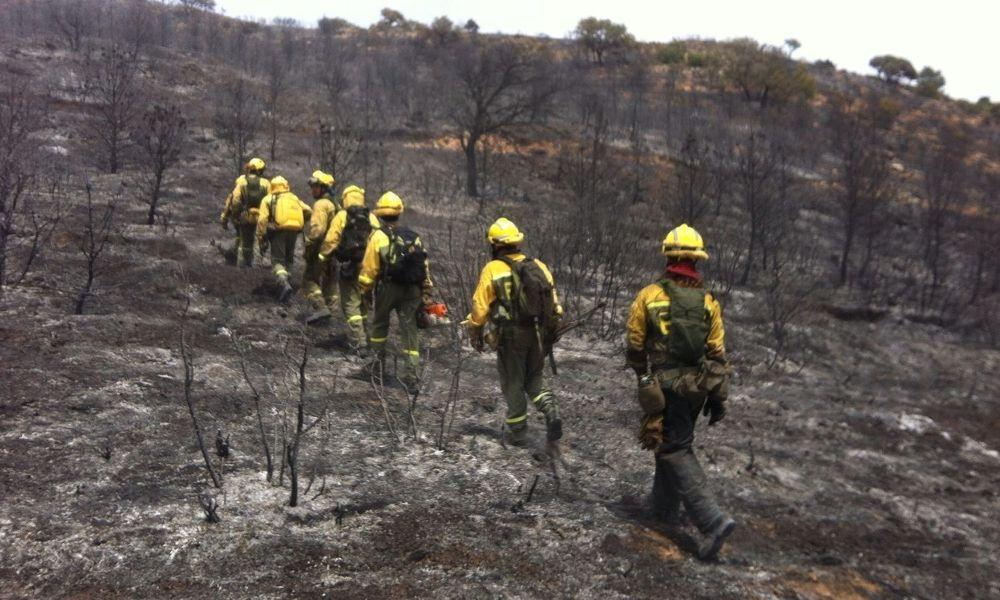 El mapa del fuego: casi cincuenta municipios gallegos arden todos los años
