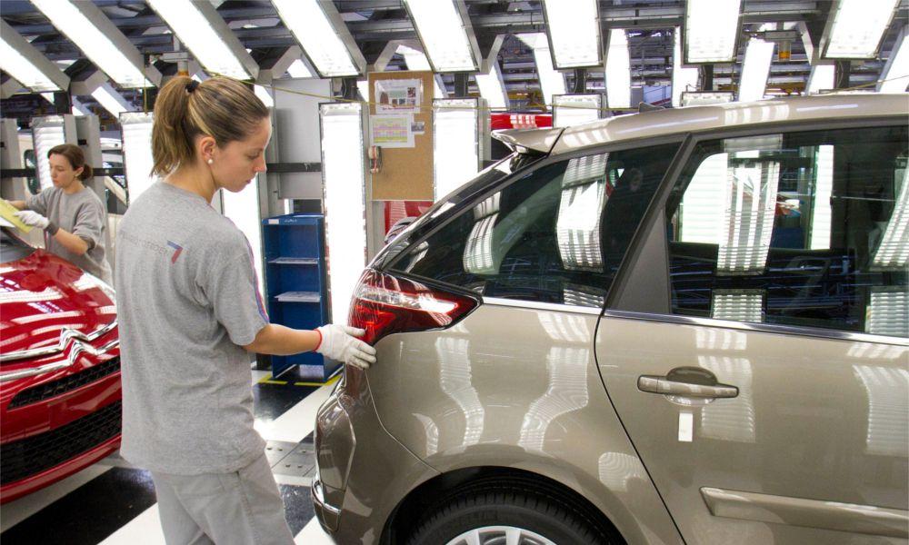 La Xunta alerta de los riesgos para Vigo de la fusión de PSA-Citroën