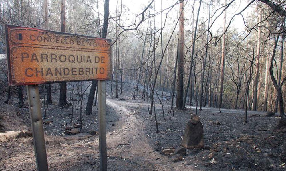 Incendios: los comuneros de Chandebrito culpan a la Policía de las muertes