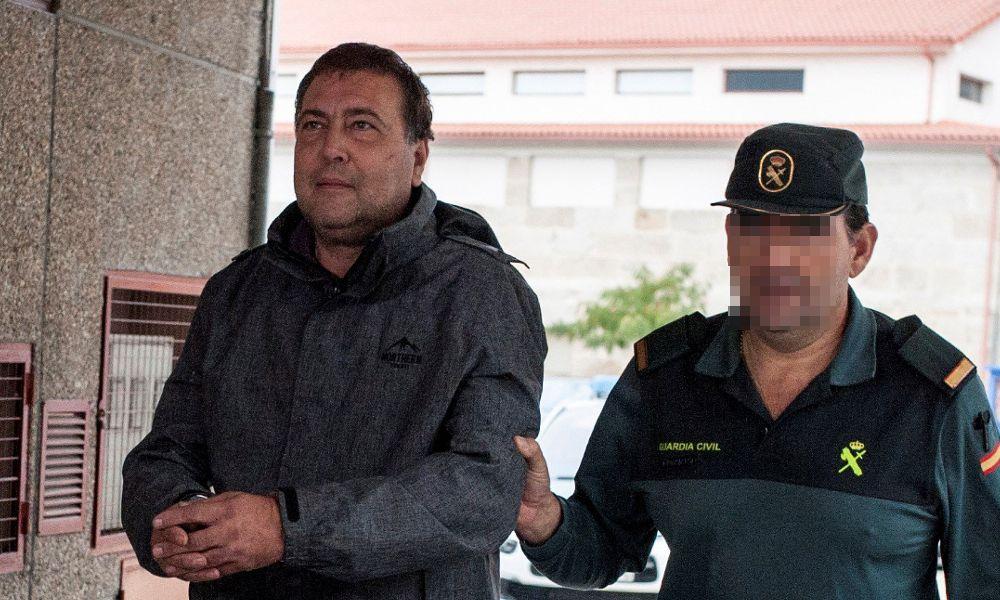 Prisión sin fianza para el primer detenido por los incendios