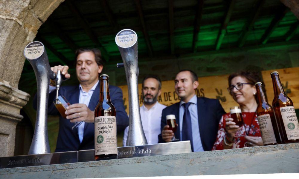 Estrella Galicia suma y sigue con sus cervezas de pimientos de Padrón