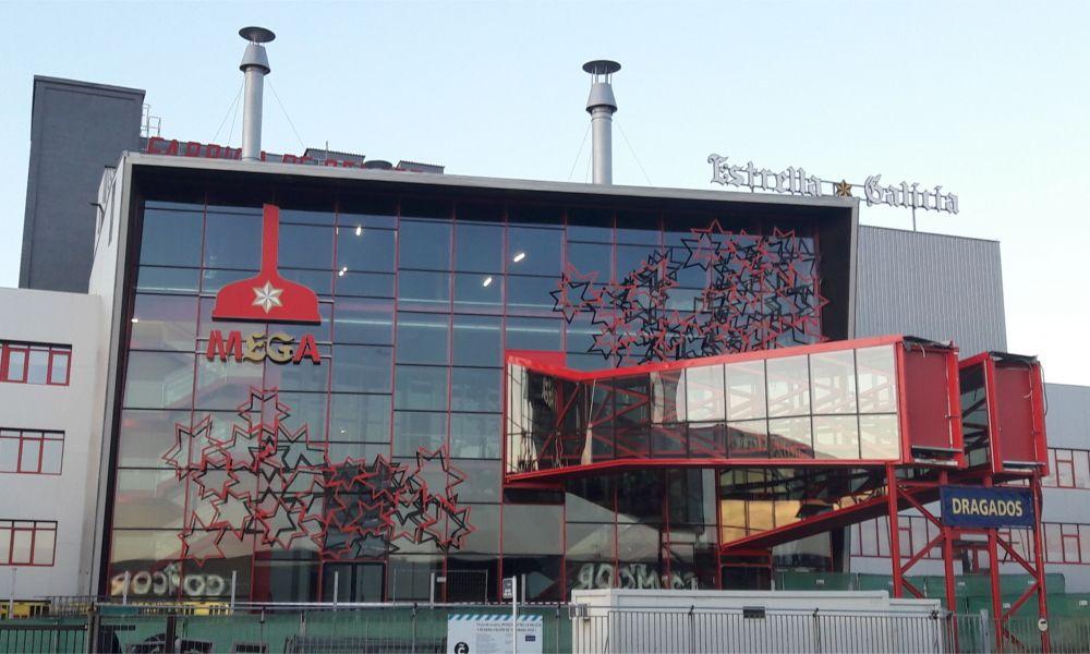 El gran museo de Estrella Galicia suma ya dos años de retrasos