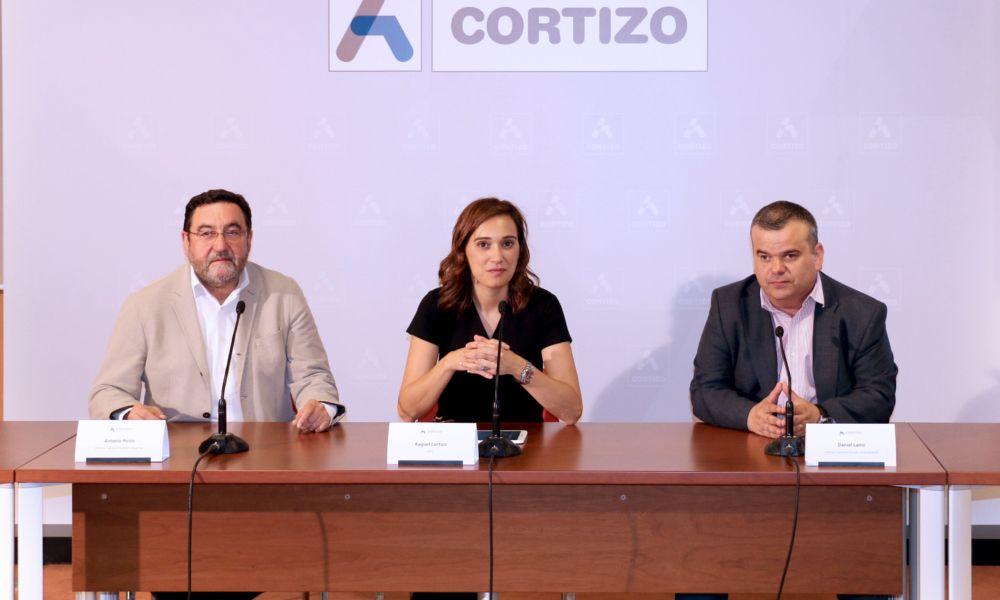 Cortizo dispara casi un 15% sus ventas y se vuelca en el exterior