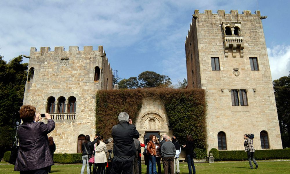 Los Franco piden una indemnización por los bienes del Pazo de Meirás