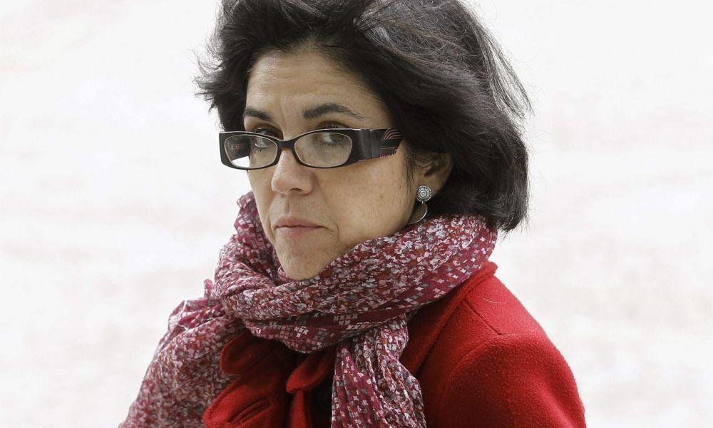 El Consejo del Poder Judicial expedienta a Pilar de Lara