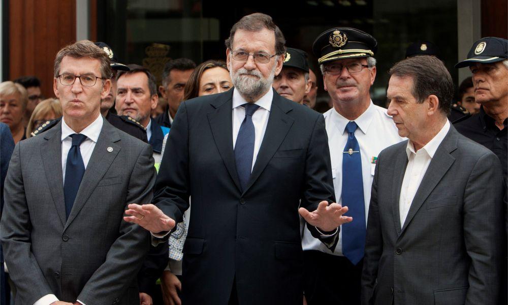 """Rajoy descubre la pólvora: """"Esto ha sido provocado"""""""