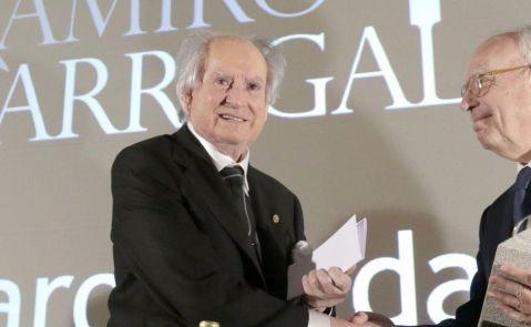 Ramiro Carregal, presidente de Frinsa