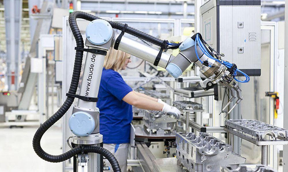 Inditex, Citröen y Navantia lideran la robotización industrial en Galicia