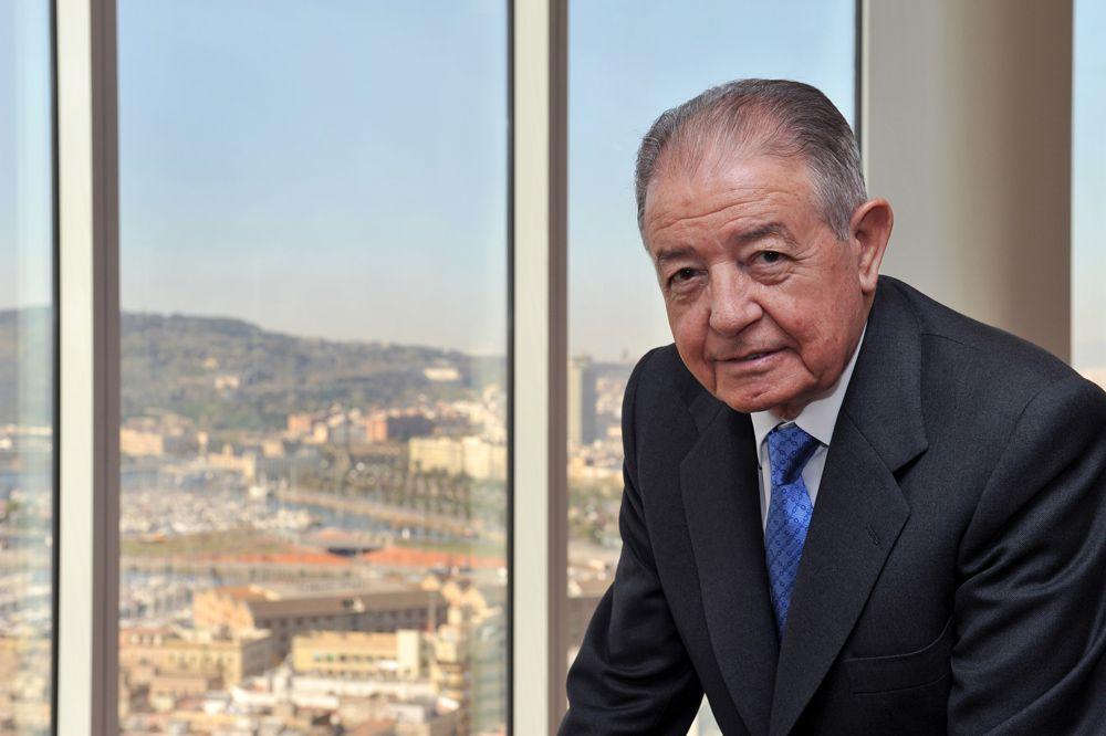 Muere Salvador Gabarró, ex presidente de Gas Natural Fenosa