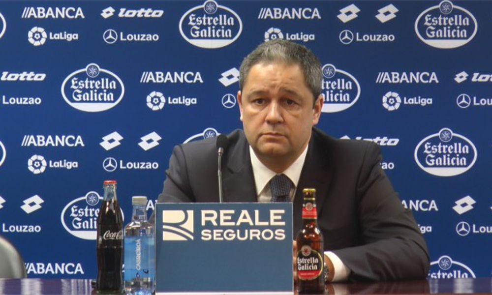 El Deportivo pone números a la herencia de Tino Fernández