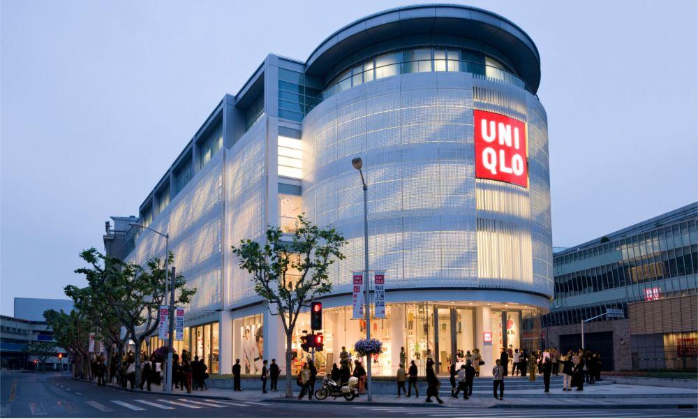 Tienda de Uniqlo en Shanghai. La compañía desembarca este año en España para plantar cara a Zara en su propia casa