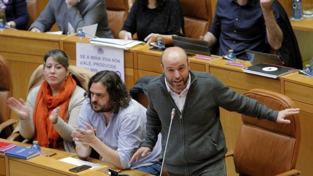 En Marea pregunta a la Xunta por las consecuencias de la intervención de Banesco