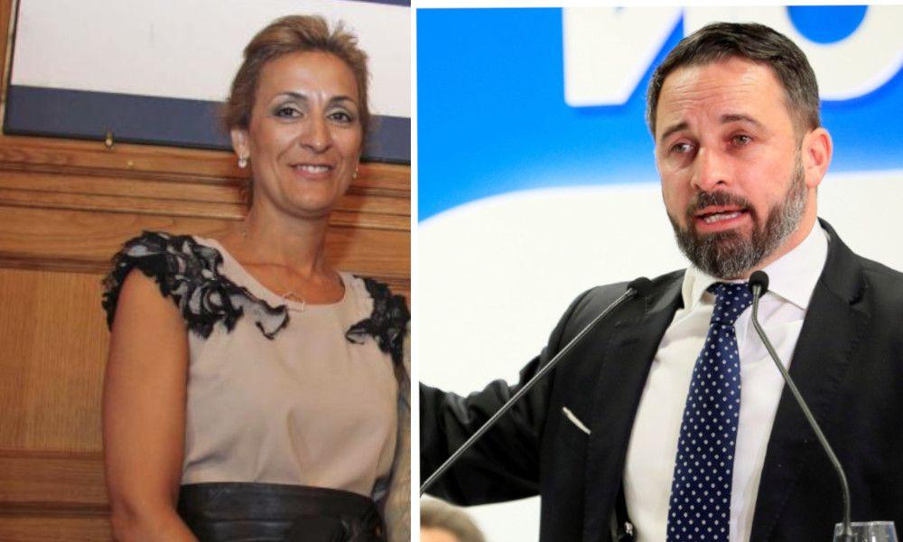 La tía de Abascal, cabeza de lista de Vox en las generales por Ourense