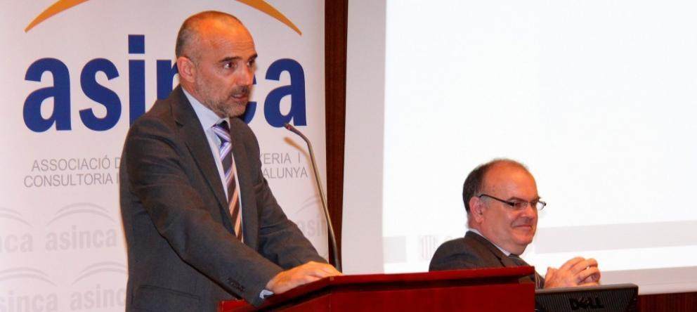 """El presidente de Infraestructuras de Cataluña reclama silencio y """"resistencia"""" a sus directivos"""
