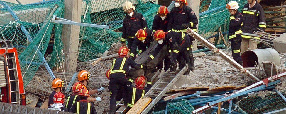 Los accidentes laborales han causado casi dos muertes por día
