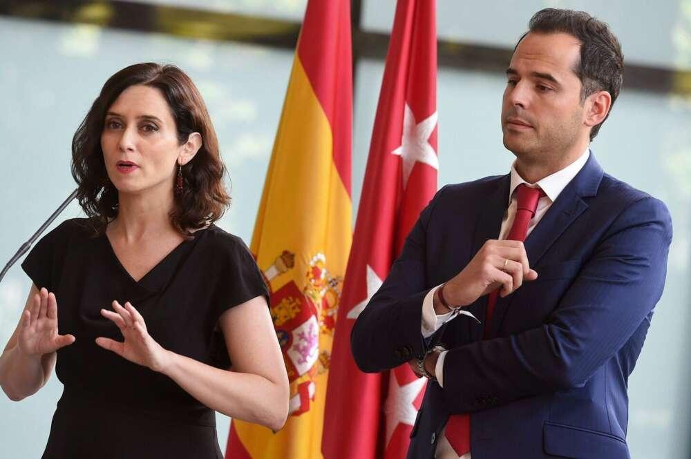 """Ciudadanos mete a Feijóo en las madrileñas y lo acusa de """"nacionalista"""""""