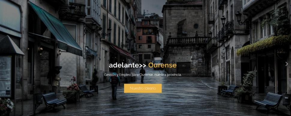 """Nace Adelante, un partido que antepone la """"gestión"""" a la ideología"""