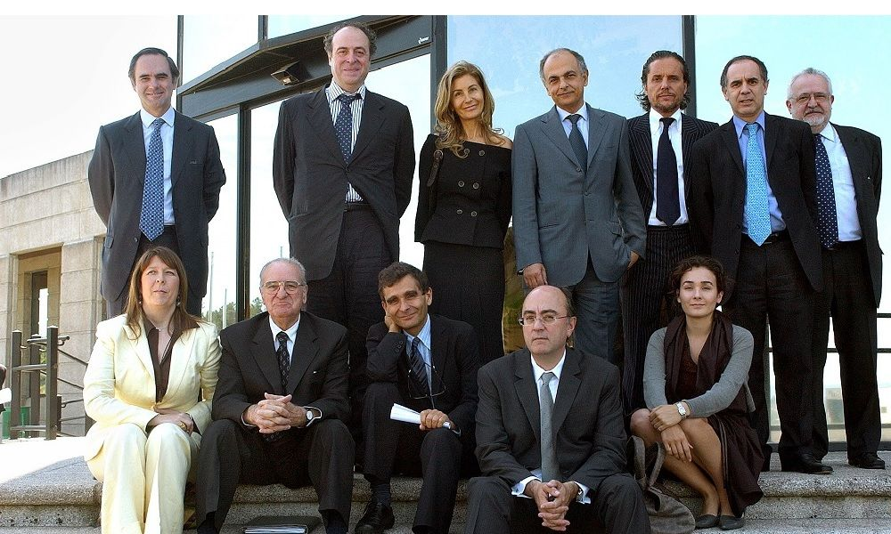 Adolfo Domínguez y su mujer, incluidos en el ERTE del grupo textil