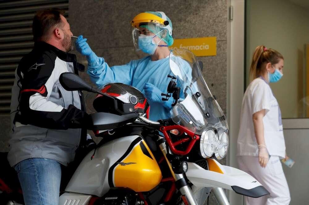 Dos muertes en tres días por coronavirus en Galicia