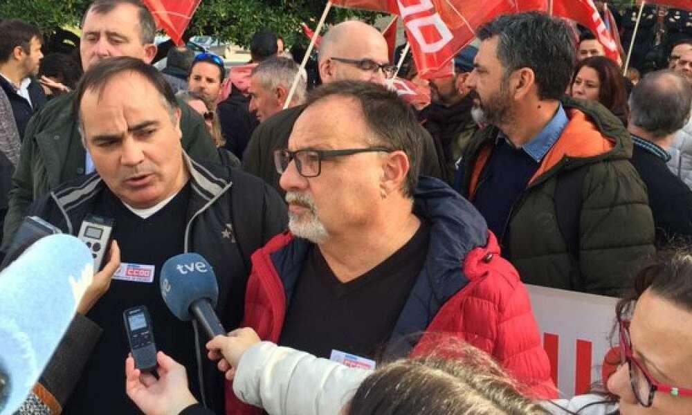 """CCOO, sobre Alcoa: """"No le basta ni con la electricidad regalada"""""""