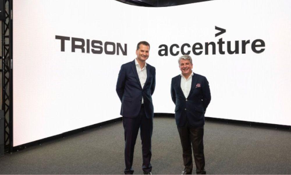 Alianza entre Trison y Accenture para proyectos de digitalización