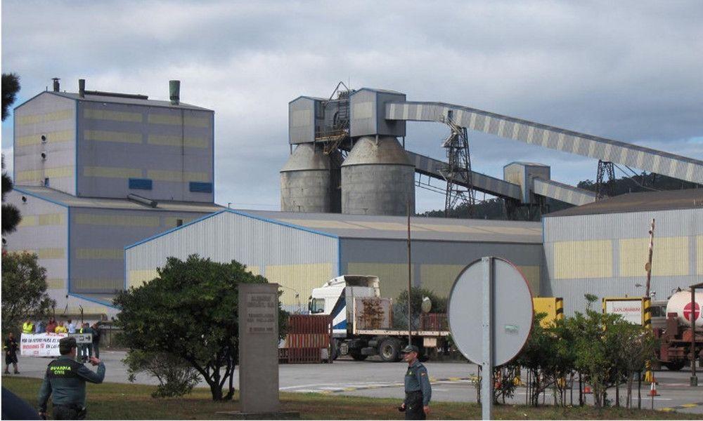 Alcoa sigue perdiendo ayudas para su planta de Lugo