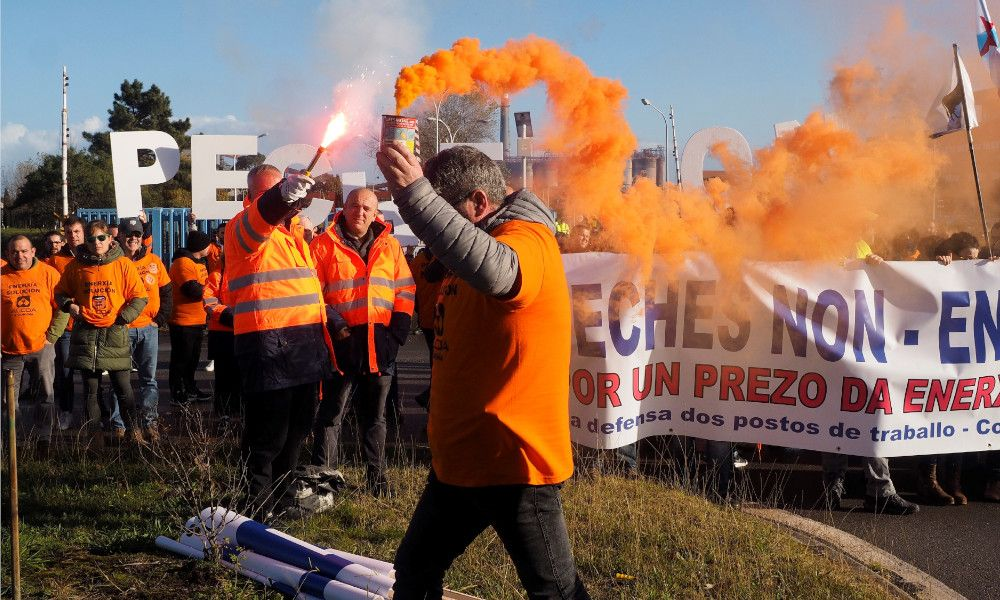 "Alcoa: ""Sin medidas urgentes, producir aluminio en España es inviable"""