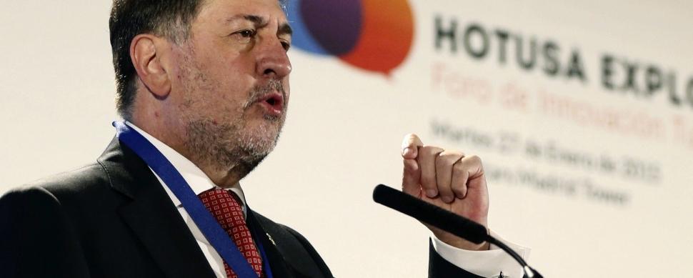 Amancio López cree que Hotusa esquivará pérdidas en 2020 pese al Covid