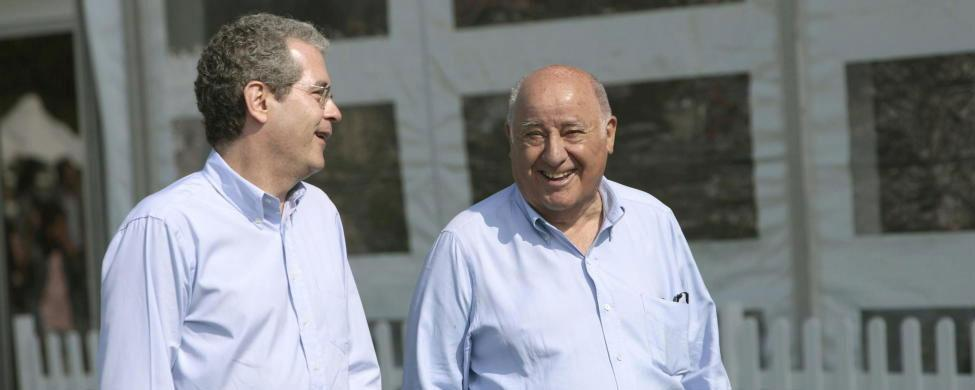 Amancio Ortega ya es la segunda fortuna del mundo para Bloomberg