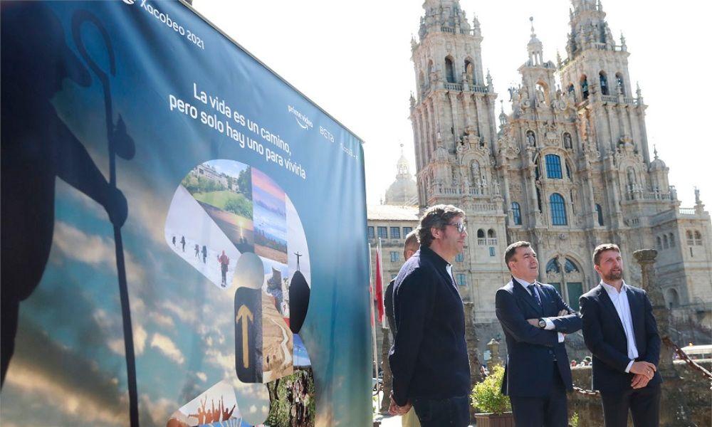 Amazon Prime produce en Galicia una serie sobre el Camino Santiago
