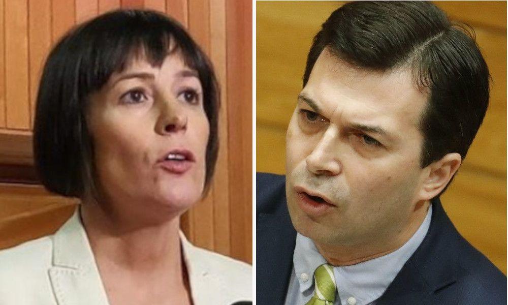 """La oposición ve en el Gobierno de Feijóo """"el reconomiento del fracaso"""""""
