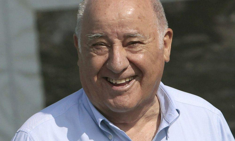 Amancio Ortega financia la vuelta al cole en los almacenes de Inditex