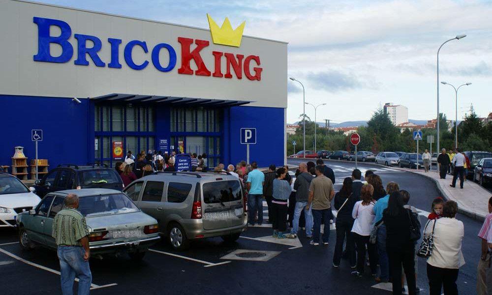 Liquidación de Bricoking: ninguna empresa puja por sus tiendas