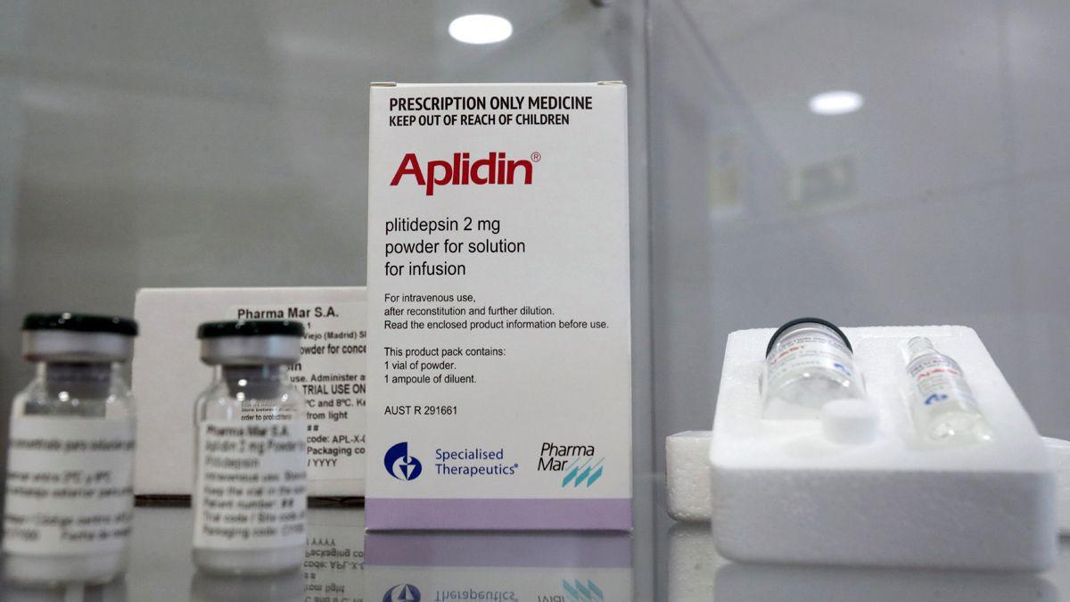 La UE compra un tratamiento de EEUU contra el Covid mientras Pharma Mar prueba el Aplidin