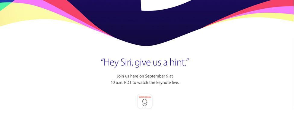Las novedades de Apple un año después del iPhone 6