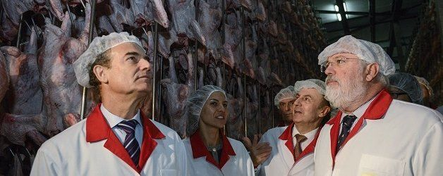 Agujero de 4 millones en la planta de purines que crearon Coren y José Luis Méndez