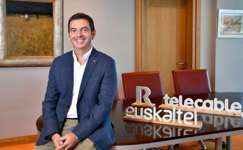 Francisco Arteche, ex consejero delegado de Euskaltel / Euskaltel