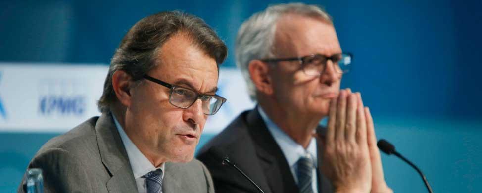 El empresariado pide a Mas que frene ya el proceso soberanista