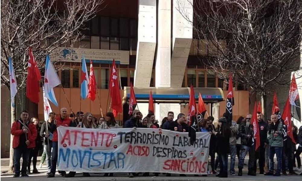 Atento activa los despidos en A Coruña tras agotar el ERTE