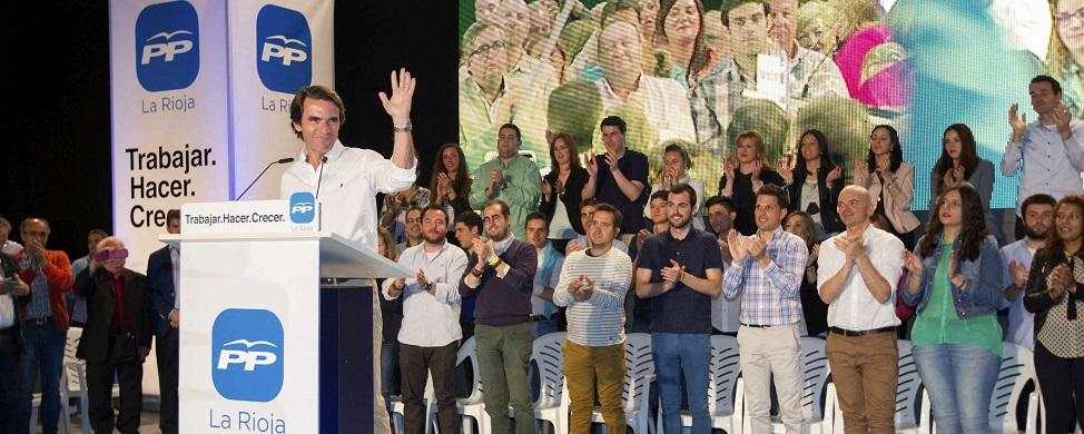 Aznar se pone duro con Ciudadanos