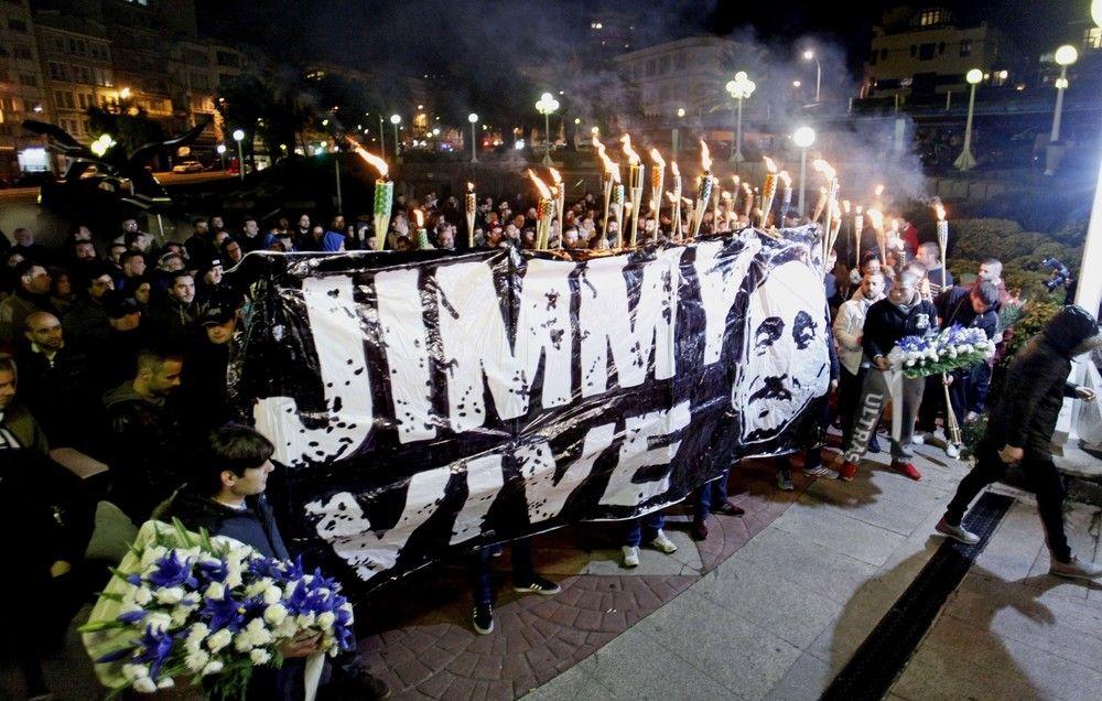 Vuelco en el 'caso Jimmy', el hincha del Deportivo asesinado