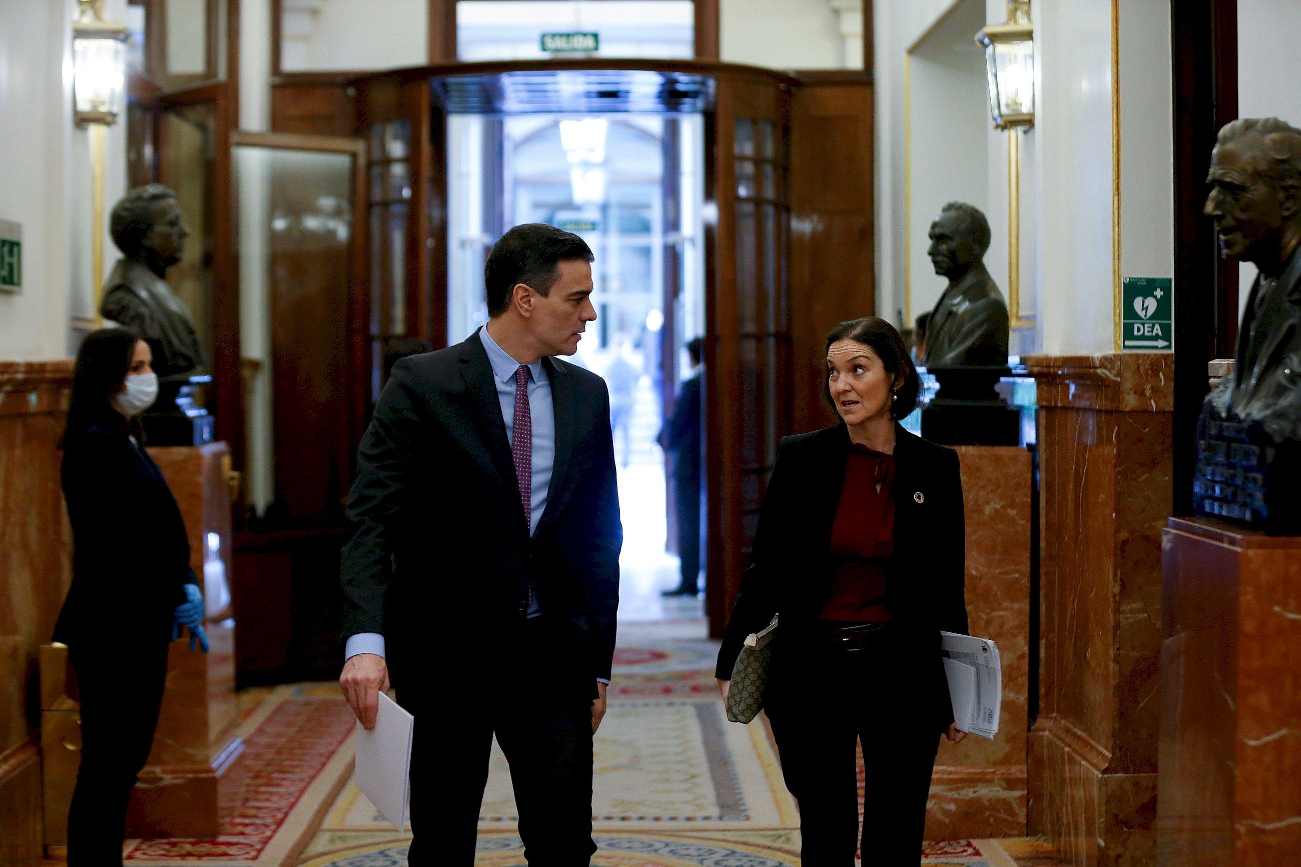 El Gobierno ya busca un plan B para perpetuar el estado de alarma