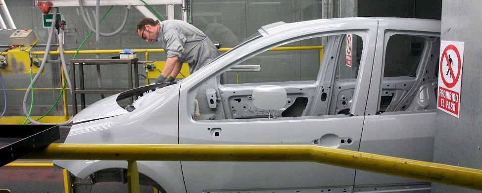Las ventas de coches crecen el 14% en mayo
